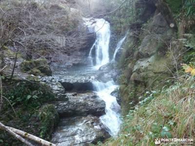 Parque Natural y Reserva de la Biosfera de Redes;rutas por madrid y alrededores puente de pilar viaj
